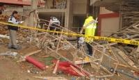Rize'de İnşaat İskelesi Çöktü: 2 Ölü
