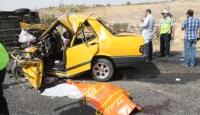 Mardin'de Feci Kaza: 4 Ölü