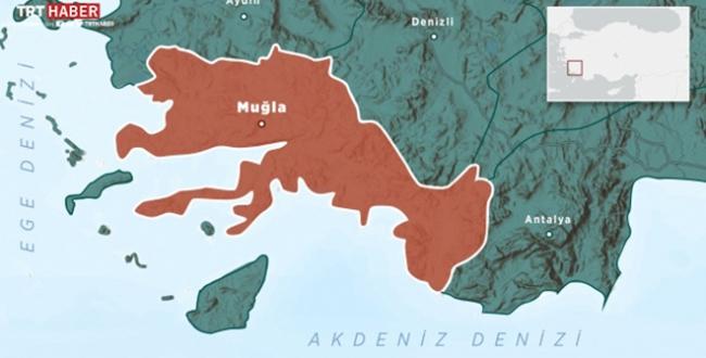 Ege Denizinde 4,3lük deprem