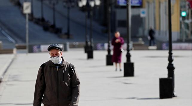 Rusyada 5236 yeni koronavirüs vakası görüldü