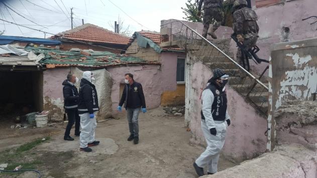 Kırklarelinde uyuşturucu operasyonunda 4 kişi yakalandı