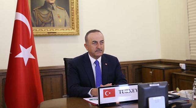 Bakan Çavuşoğlu Astana Süreci Toplantısına katıldı