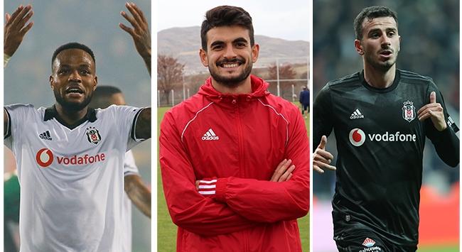 Beşiktaşta gündem kiralık futbolcular