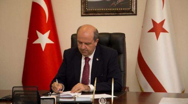 KKTC Başbakanı Tatardan 23 Nisan mesajı