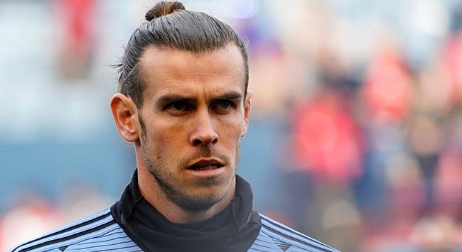 Gareth Bale Tottenhamla görüşmek üzere İngilterede