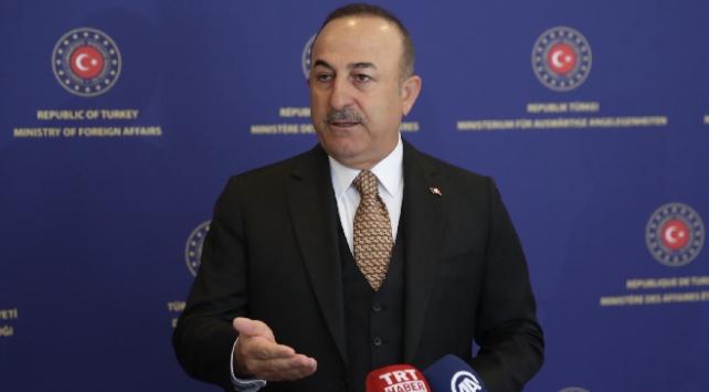 Bakan Çavuşoğlu: Kalan vatandaşlarımızı da getireceğiz