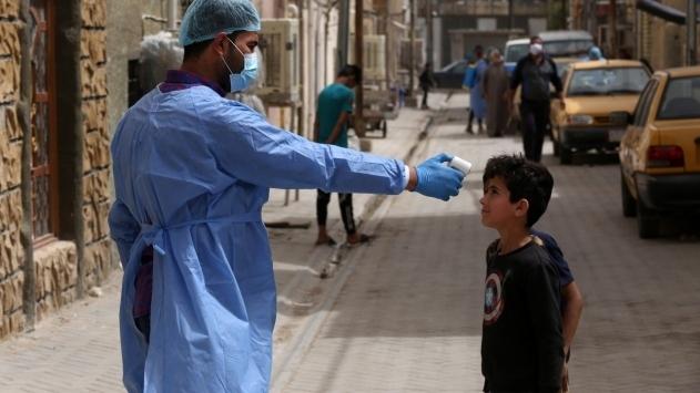 Cezayirde koronavirüsten can kaybı 402ye yükseldi