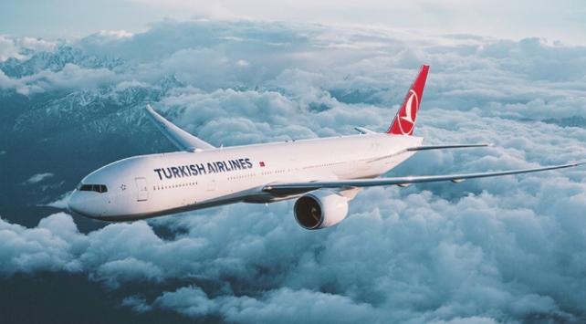 THY'den 23 Nisan'ın 100. yılında özel uçuş