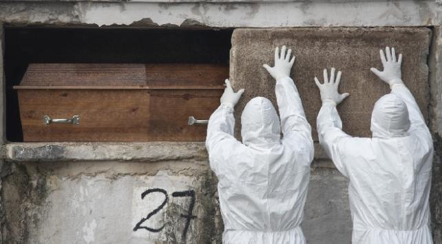 Brezilyada koronavirüsten bir günde 165 kişi öldü