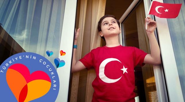 Türkiyenin Çocukları 23 Nisanı kutlamaya hazırlanıyor