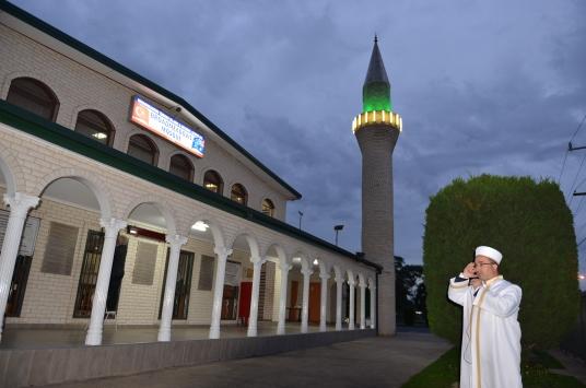 Melbourneda ramazan boyunca akşam ezanları hoparlörden okunacak