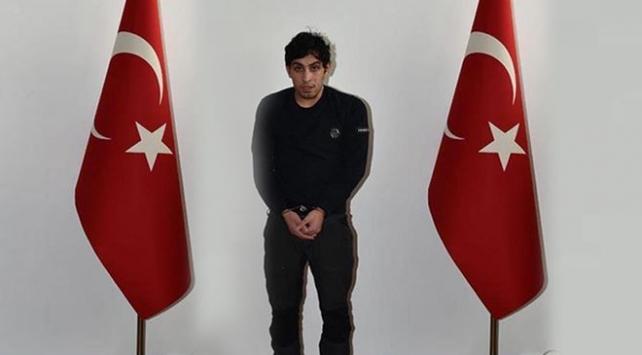 MİTin İsveçten Türkiyeye getirdiği PKKnın sözde sorumlusu tutuklandı