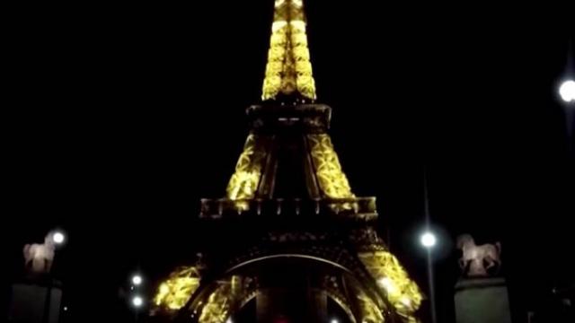 Karantina altındaki Paris'te gece turu