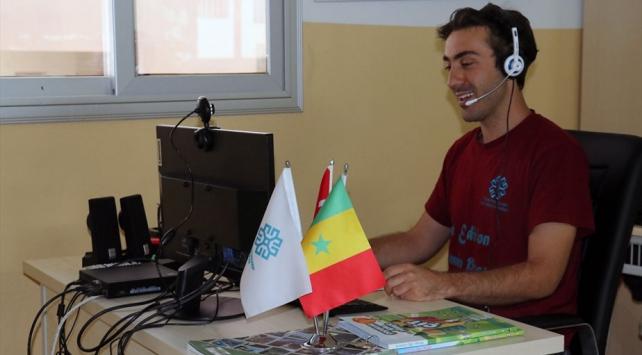 Türkiye Maarif Vakfı Senegalde uzaktan eğitime öncülük etti