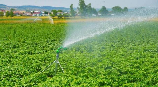 Kastamonudan sulu tarım ile büyük atak