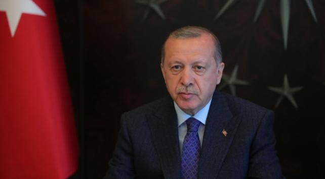 Cumhurbaşkanı Erdoğandan Anayasa Mahkemesi mesajı