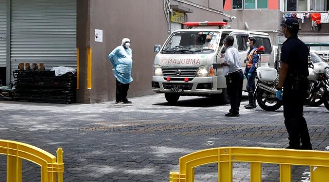 Singapurda son 24 saatte 931 yeni vaka tespit edildi