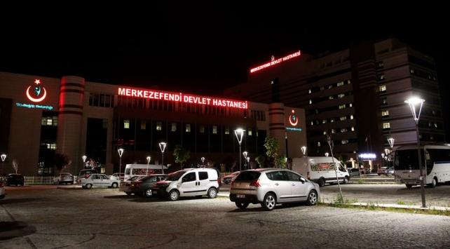 Hastaneden kaçmaya çalışan kişi 4. kattan atlayınca öldü
