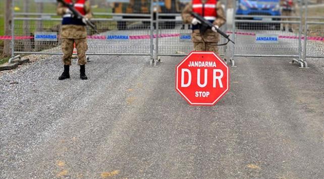 Nevşehirde karantinadaki köyden ayrılan kişiye 3 bin 150 lira ceza