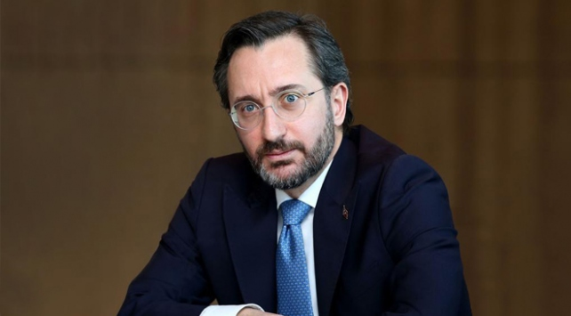 Fahrettin Altun: Türkiyenin mücadelesi emsal teşkil etmektedir