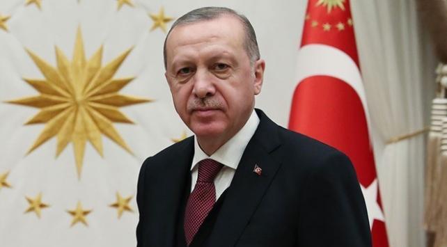 Cumhurbaşkan Erdoğandan şehit ailesine başsağlığı
