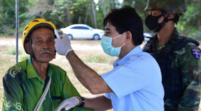 Taylandda koronavirüs vaka sayısında ciddi düşüş