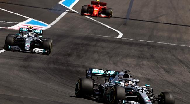 Fransa Grand Prixsi iptal edildi