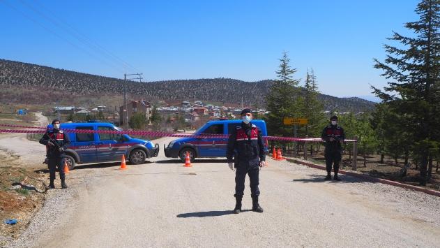 Konyada bir mahallede uygulanan karantina sonlandırıldı