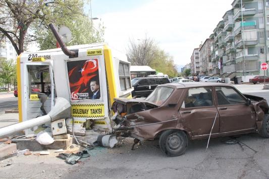 Kayseride otomobilin çarptığı yaya öldü