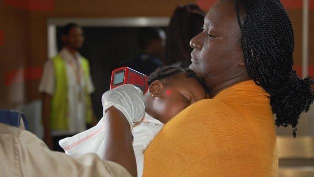 Ganadaki menenjit salgınında ölenlerin sayısı 43e çıktı
