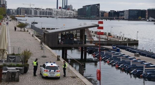 Danimarkada sahilde toplananlara para cezası uygulandı