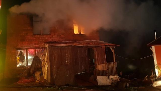 Evde çıkan yangında 9 yaşındaki çocuk hayatını kaybetti