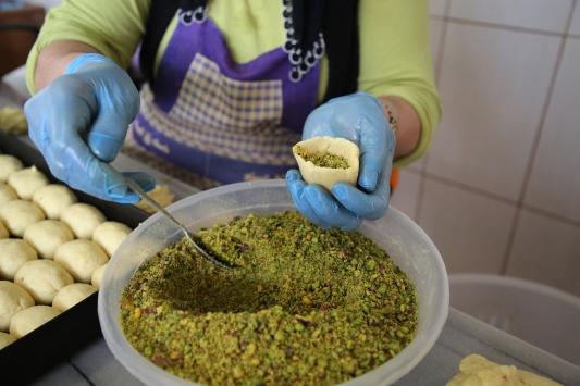 Ramazan sofralarının tatlı lezzeti: Kerebiç