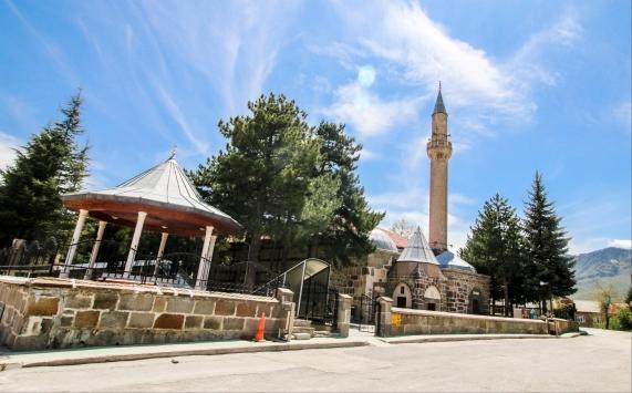 Konyada tarihi Seyyid Harun Veli Camisinde sessizlik