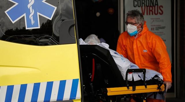 İspanyada 301 kişi daha hayatını kaybetti