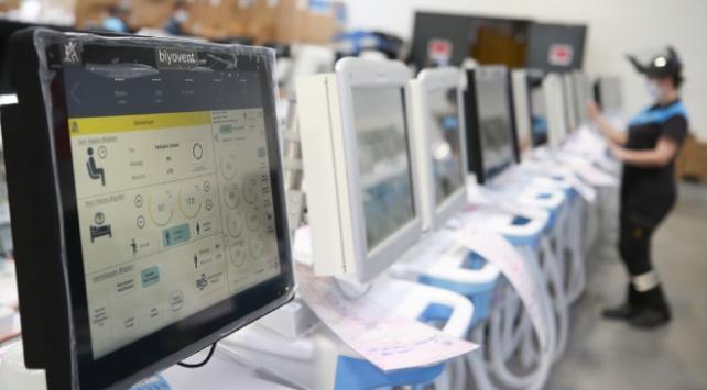 Aşama aşama yerli solunum cihazının üretimi