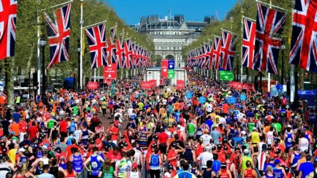 Londra Maratonuna koronavirüs önlemi