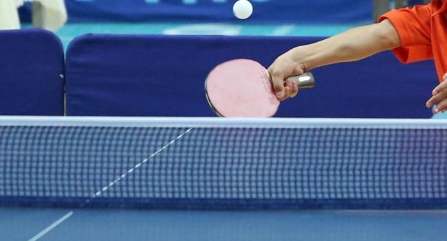 Masa Tenisi Federasyonundan yarışma