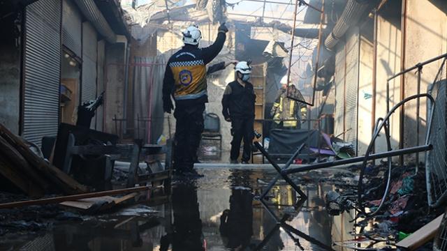 Afrin'de bir bombalı saldırı daha