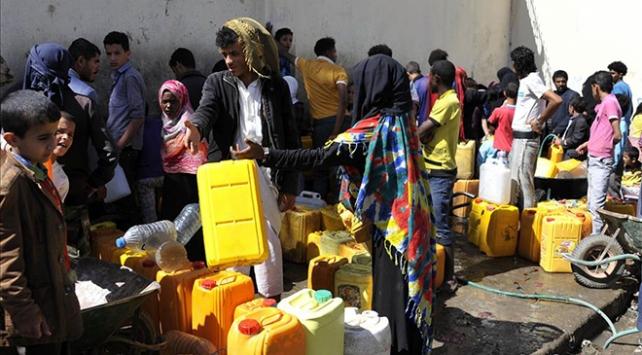 Uluslararası Kızılhaç Komitesi: Milyonlarca Yemenli temiz suya ulaşamıyor