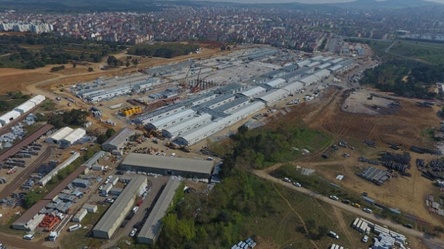 Atatürk Havalimanı ve Sancaktepe hastaneleri için geri sayım