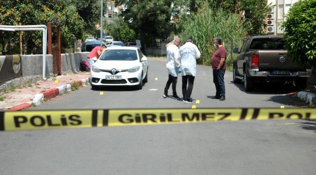 Antalyada silahlı saldırıya uğrayan kişi yaralandı