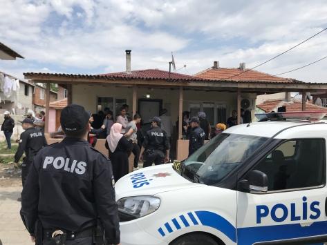 Edirnede av tüfeğiyle vurulan 5 kişi yaralandı