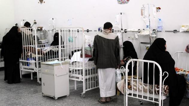 Yemende kolera vakalarının dörtte biri 5 yaş altı çocuklar