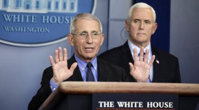 """Beyaz Saray koronavirüs ekibi üyesi Fauciden """"ikinci dalga kaçınılmaz"""" uyarısı"""