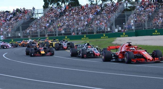Almanyanın Formula 1 beklentisi