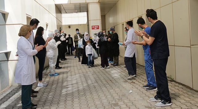 Türkiyede virüsü yenen hasta sayısı 44 bini geçti