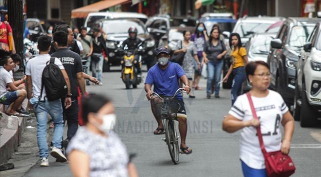 Filipinlerde virüse yakalananların yüzde 19u sağlıkçılar