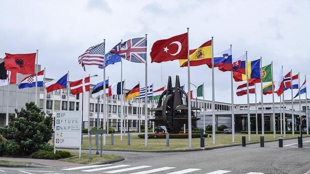 NATOdan İyon Denizinde kaybolan helikoptere ilişkin açıklama