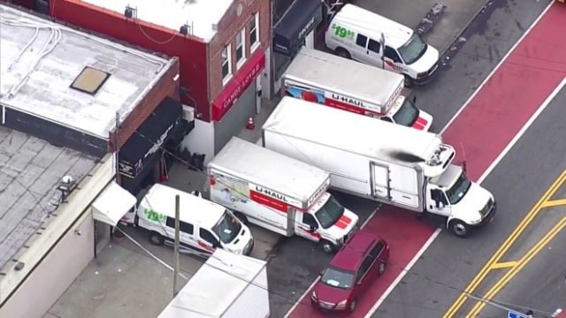 ABD'de 2 kamyonette 100 cenaze bulundu